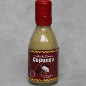 molho de pimenta de cupuaçu