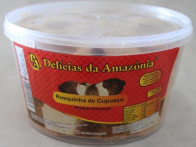 rosquinha de cupuaçu